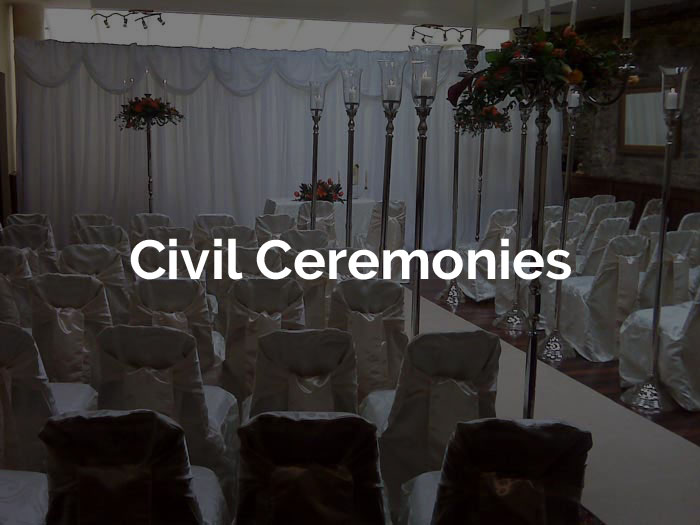 Civil Ceremonies